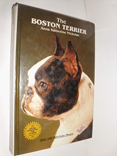 9780866229333: The Boston Terrier (Breed Series)