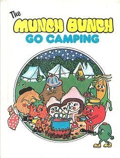 The Munch Bunch go camping: Reed, Giles