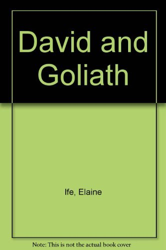 9780866252195: David and Jonathan (Now you can read--Bible Stories)