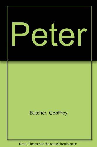 9780866252508: Peter (A Little shepherd book)