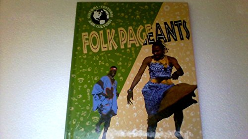 Folk Pageants (Customs, Costumes and Cultures): Craven, Jerry