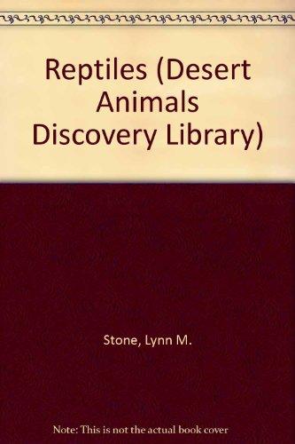 9780866256308: Reptiles (Desert Animals)