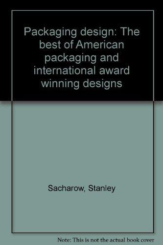 9780866360005: Packaging design: The best of American packaging and international award winning designs