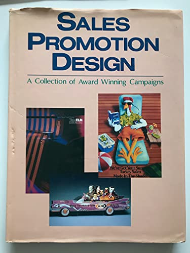 Sales Promotion Design: Robert B. Konikow