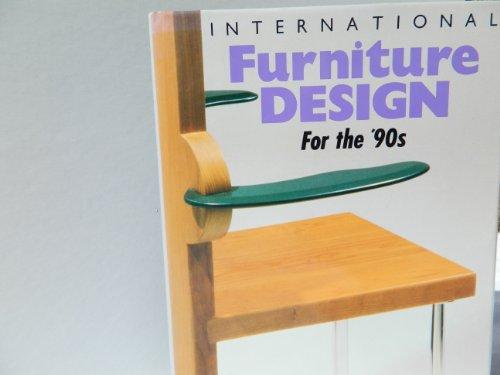 9780866361361: International Furniture Design for the '90s