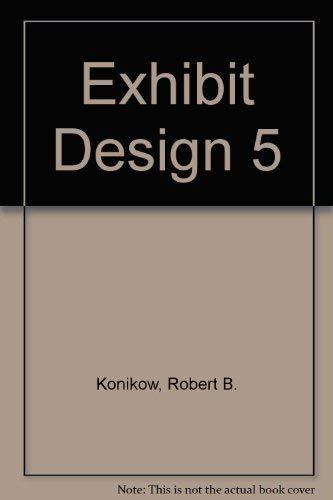 Exhibit Design 5: Konikow, Robert B.