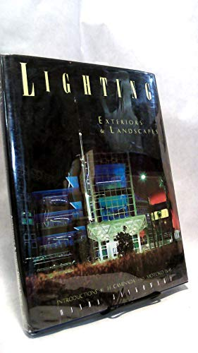 Lighting: Exteriors & Landscapes (Architecture & Interior Design Library): Wanda Jankowski