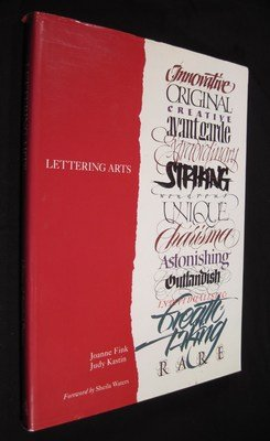 9780866362856: Lettering Arts (Library of Applied Design)