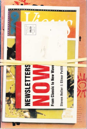 9780866363389: Newsletters Now: From Classic to New Wave