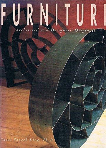 9780866363419: Furniture: Architects' and Designers' Originals