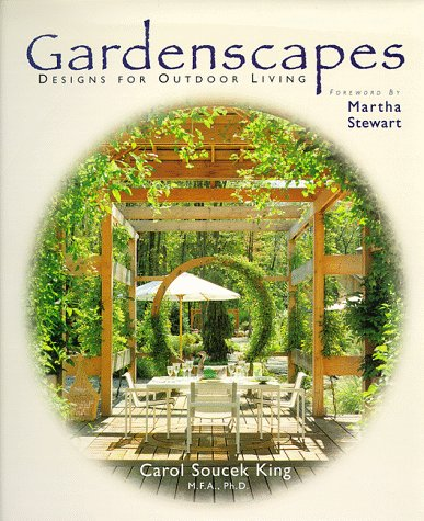 9780866364355: Gardenscapes: Designs for Outdoor Living