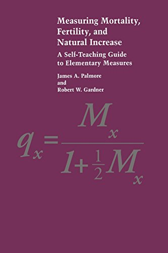 9780866381659: Measuring Mortality, Fertility, and Natural Increase: A Self-Teaching Guide to Elementary Measures