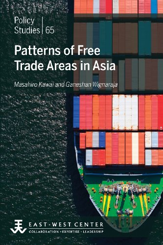 9780866382373: Patterns of Free Trade Areas in Asia