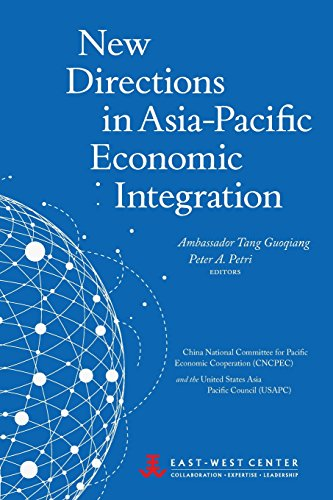 9780866382502: New Directions in Asia-Pacific Economic Integration