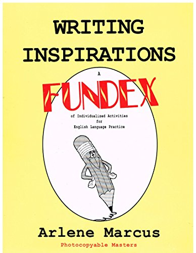 9780866470926: Writing Inspirations: A Fundex of Individualized Activities for English Language Practice