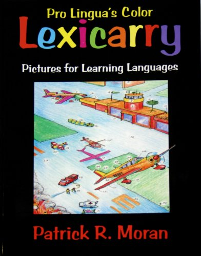 Lexicarry : Pictures for Learning Languages: Patrick Moran