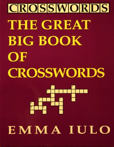 The Great Big Book of Crosswords: Emma Iulo