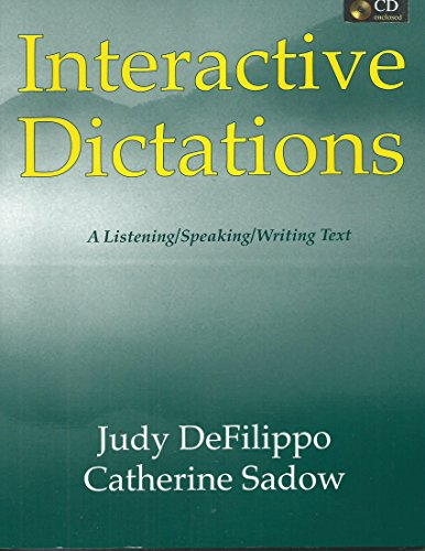 9780866471978: Interactive Dictations