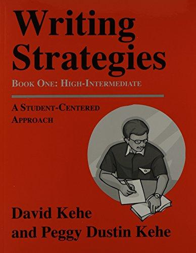 9780866471992: Writing Strategies Book 1 intermediate