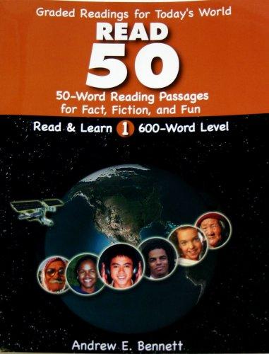 9780866472265: Read 50 (Read & Learn, Book 1)