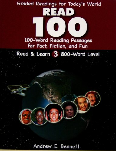 9780866472340: Read 100 (Read & Learn, Book 3): Text / CD Package