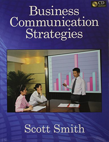9780866473088: Business Communication Strategies: in the International Business World: Text and 2-CD Set