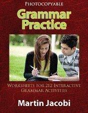 9780866473095: Grammar Practice: Worksheetst for 212 Interactive Grammar Activities (Photocopyable)