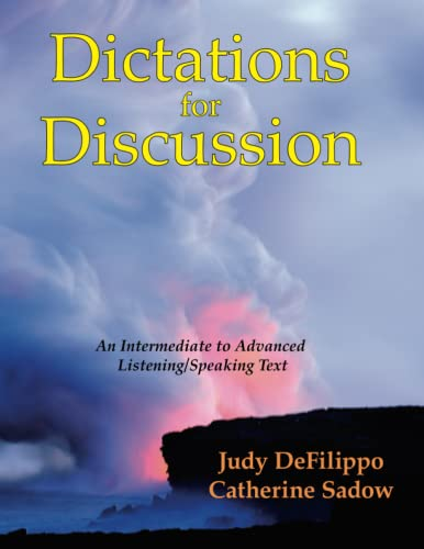 9780866473170: Dictations for Discussion