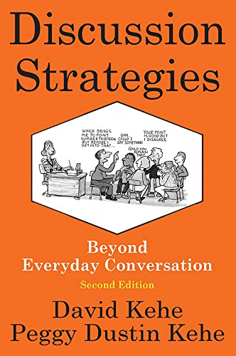 9780866473309: Discussion Strategies: Beyond Everyday Conversation