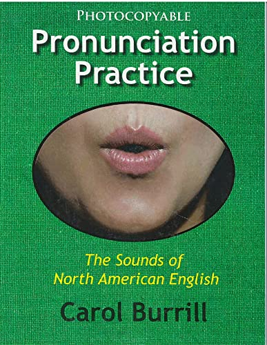9780866473415: Pronunciation Practice: The Sounds of North American English