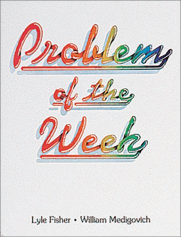 9780866510240: Problem of the Week