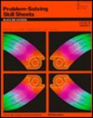 9780866510905: TOPS SKILL SHEETS BLACKLINE MASTERS LEVEL D GRADE 6 COPYRIGHT 1982 (Techniques of Problem Solving)