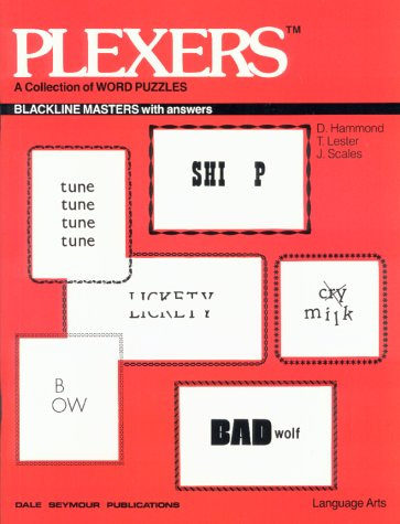 Plexers: Hammond, Dave; Lester, Tom; Scales, Joe