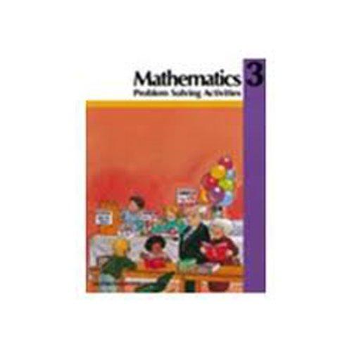 9780866512541: Mathematics Problem Solving Activities, Grade 3