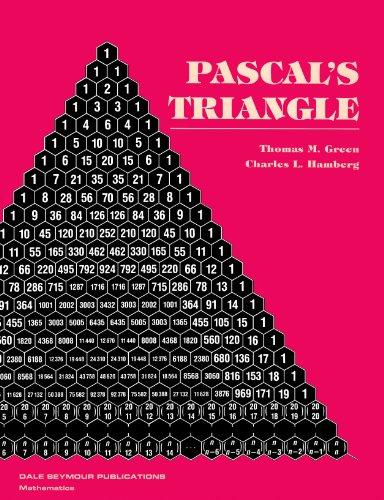 9780866513067: Pascal's Triangle