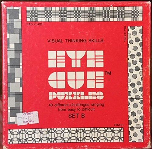 9780866513685: Eye Cue Puzzles, Set B