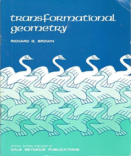 9780866514651: Transformational Geometry