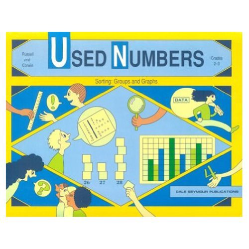 9780866515153: Used Numbers Sorting Groups and Graphs (Used Numbers)