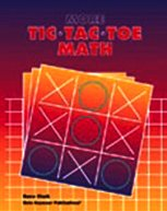 9780866515474: Tic-Tac-Toe Math