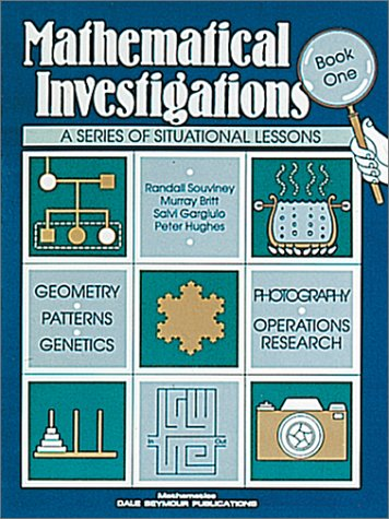 9780866515856: Mathematical Investigations: Book Three