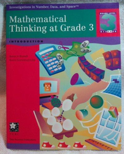 9780866518000: Mathematical Thinking At Grade 3