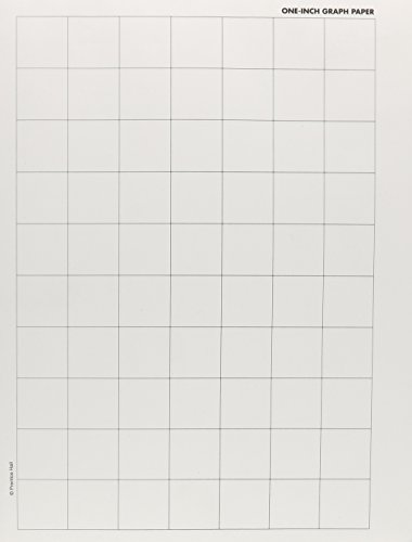 9780866518703: INVESTIGATIONS: PADS OF ONE INCH GRAPH PAPER (100 SHEETS/PAD)