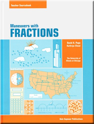 9780866518888: Maneuvers with Fractions - Student Lab Book
