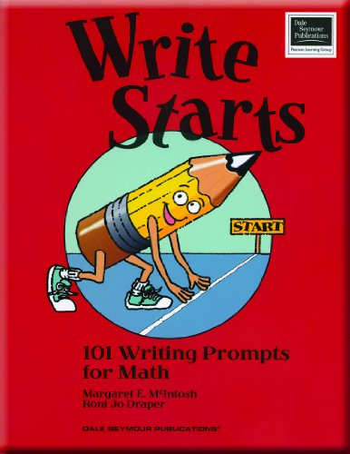 9780866519533: Write Starts: 101 Writing Prompts for Math