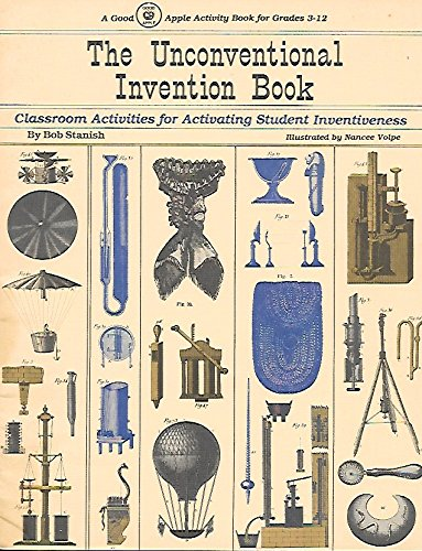 9780866530354: The Unconventional Invention Book: A Good Apple Activity Book for Grades 3-12