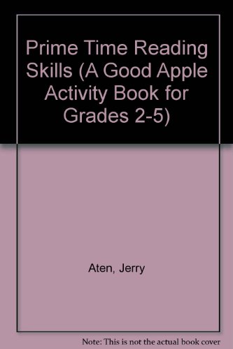 9780866531856: Prime Time Reading Skills (A Good Apple Activity Book for Grades 2-5)