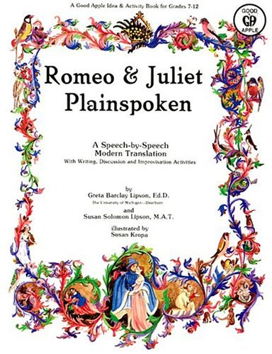 9780866532839: Romeo & Juliet, Plainspoken