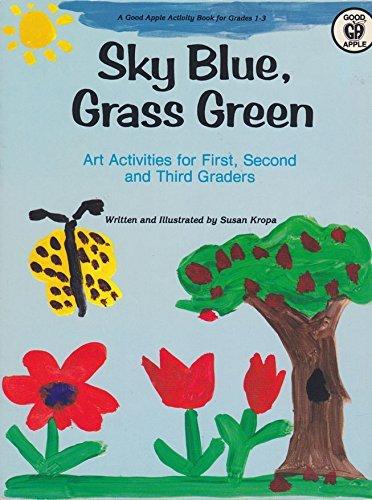 9780866533553: Sky Blue, Grass Green