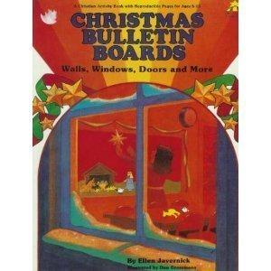 9780866533713: Christmas Bulletin Boards, Walls, Windows, Doors (Christian Bulletin Board Series)