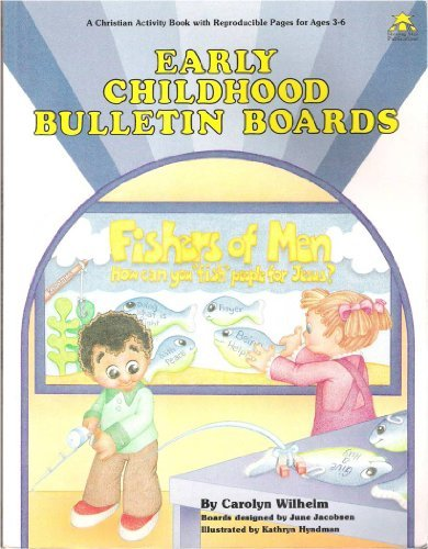 9780866533935: Early Childhood Bulletin Boards (Ss1825)